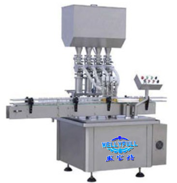 GPR-AB filling machine and capping machine line