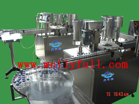 GHR-DD Rolling Type Antibiotic Vial Capping Machine